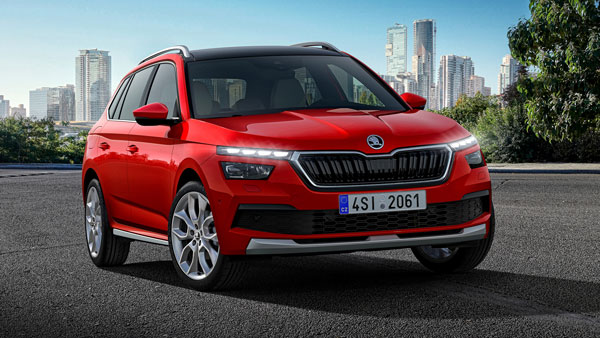 Skoda Kamiq Snapped Testing Once Again In India: Here's Everything You Need To Know