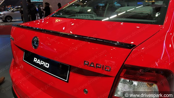 Skoda Stops Taking Bookings For The Rapid Rider Due To Its High Demand