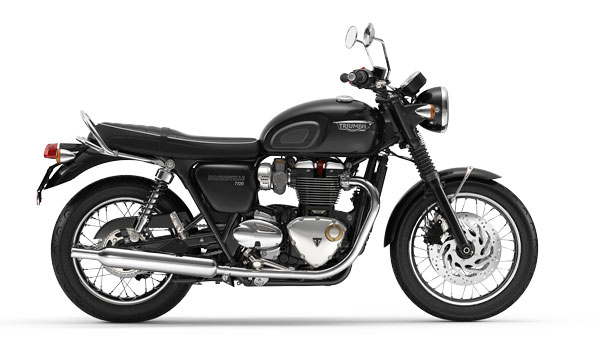 Triumph Bonneville Offered With Free Accessories For Limited Time: Details