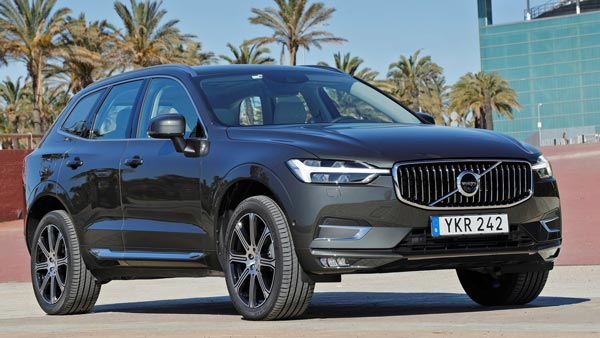 Volvo To Recall 2.2 Million Cars Across The Globe For Seat Belt Issues