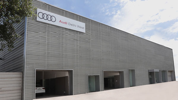 Audi India Launches A State-Of-The-Art Service Facility In Delhi: Read More To Find Out