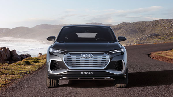 Audi Unveiled The Q4 Sportback e-tron Concept Unveiled: India Launch Soon?
