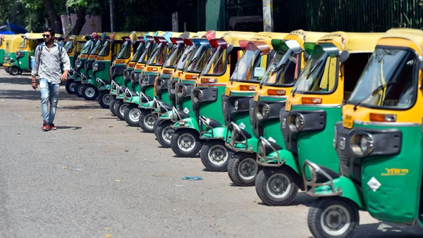 Maharashtra Transport Department Contemplates Odd-Even Scheme For Auto Rickshaws