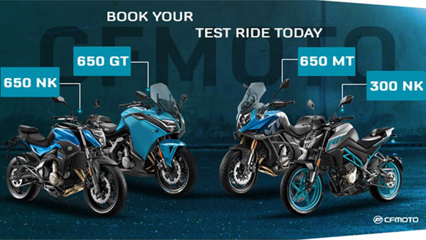 CFMoto To launch Its BS6 Line-up Soon In India: Details & Specifications