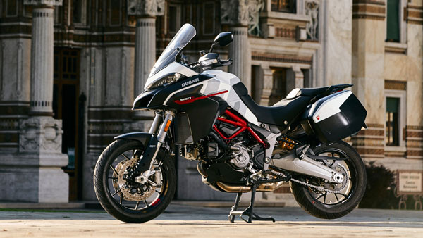 Ducati Multistrada 950 Gets A White Colour Scheme: India Launch Soon