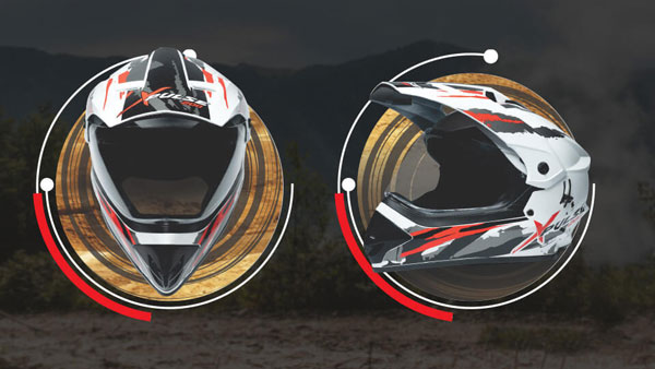 Hero Reveals New Seat Covers And Helmet For The XPulse 200 BS6