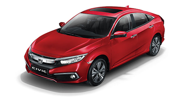 Honda Civic Diesel BS6 Launched In India: Prices Start At Rs 20.72 Lakh