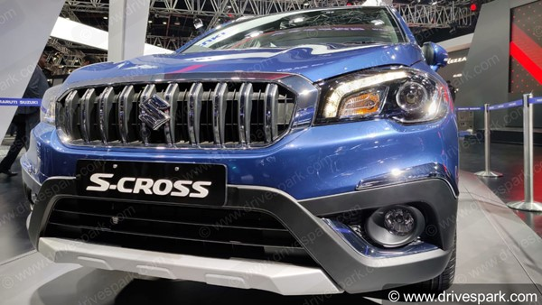 Maruti Suzuki S-Cross BS6 Bookings Open At Rs 11,000 Ahead Of India Launch