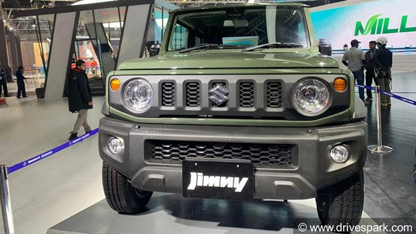 Suzuki Jimny CKD Units Imported To India: MSIL Preparing For Launch