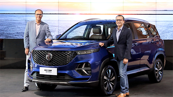 MG Hector Plus Six-Seater SUV Launched In India At Rs 13.48 Lakh: Specs, Features, Bookings, Deliveries, Competitors & All Other Details Explained