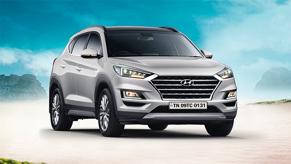 2020 Hyundai Tucson Facelift Launched In India: Prices Start At Rs 22.30 Lakh