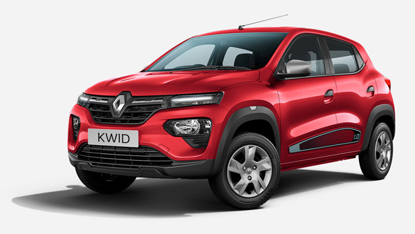 Renault Kwid RXL 1.0-Litre BS6 Variant Launched In India At Rs 4.16 Lakh: Specs, Features & Other Details
