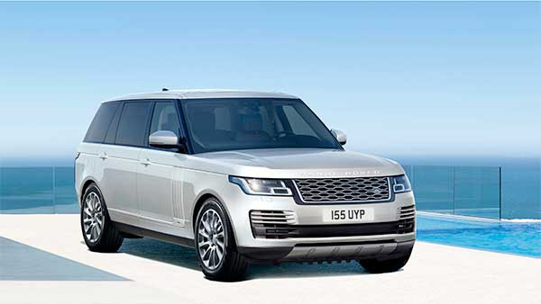 Land Rover Unveils Hybrid Diesel And Special Edition Models Of Range Rover