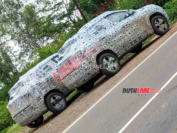 Renault Kiger Snapped Testing Once Again Before Its India Launch