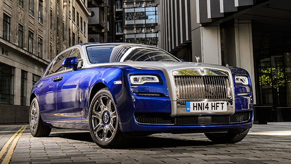 Rolls-Royce Ghost To Be Globally Unveiled This Year: Brand Releases Open Letter