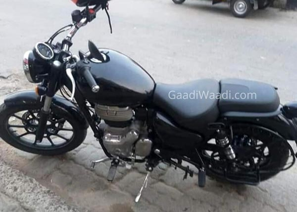 Spy Pics: Royal Enfield Meteor Production Ready Model Spotted Testing Ahead Of Launch