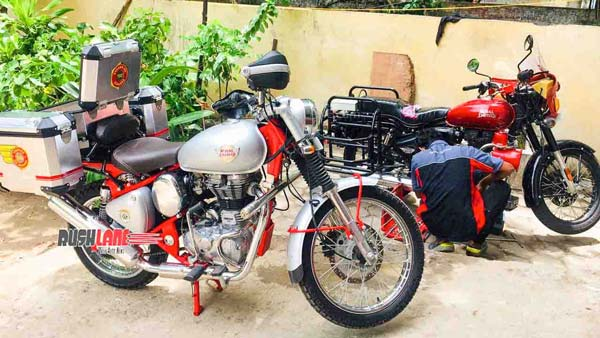 Royal Enfield Has Launched A Service On Wheels Initiative For Its Customers: Read More To Find Out