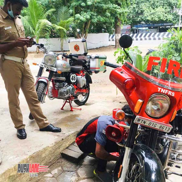 Royal Enfield 'Service-On-Wheels' Operations Commence In Chennai Amidst Lockdown: A New Doorstep Service Initiative Introduced Last Month