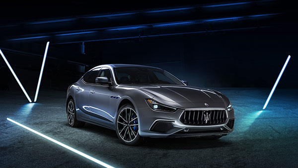 Maserati Unveils The Ghibli Hybrid Sedan: Plans To Expand Its Dealership Network In India