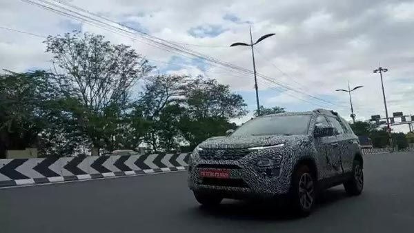 Spy Pics: Tata Gravitas Spotted Testing Ahead Of India Launch Later This Year: New Six/Seven Seater SUV Will Rival The MG Hector Plus