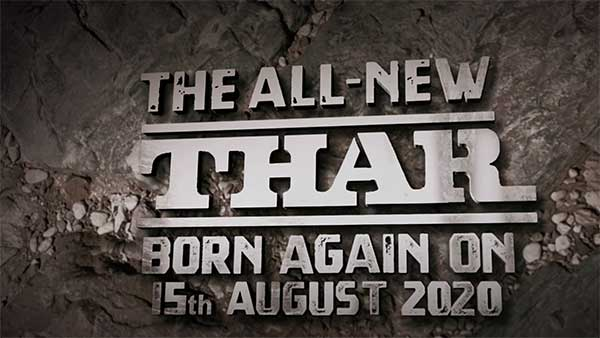New Mahindra Thar Teaser Video Released Ahead Of Official Unveil On Independence Day