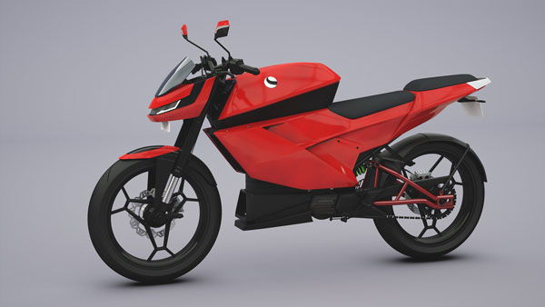eMotion Surge Electric Motorcycle Spotted Testing In Coimbatore: Range, Specs, Features & Others Details