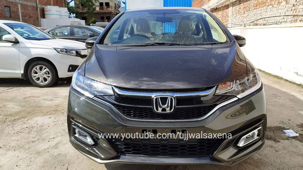 New Honda Jazz Arrives At Dealerships Ahead Of Launch: Specs, Features & Other Details
