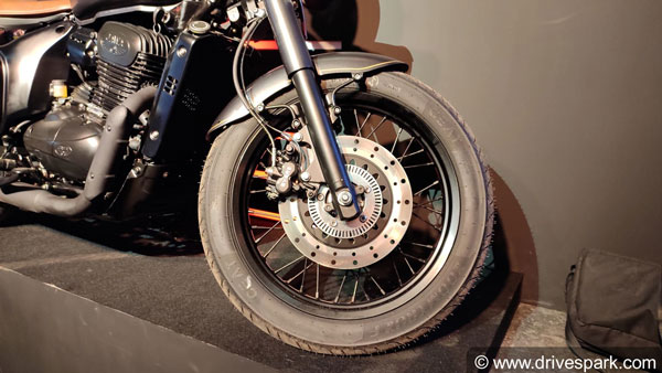 Jawa Motorcycles Partner With Ceat Tyres: Perak Bobber Motorcycle To Feature Specially Developed Ceat Zoom Cruz Rubber