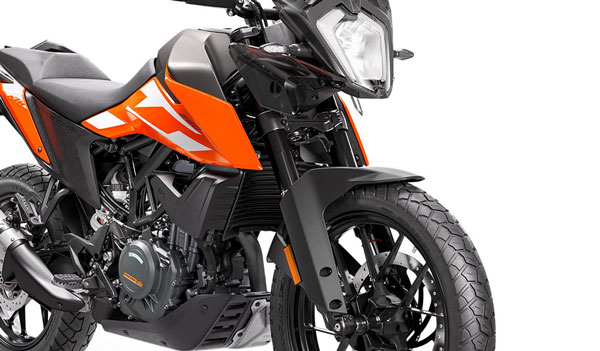 Spy Pics: KTM 250 Adventure Spotted Testing Ahead Of Launch