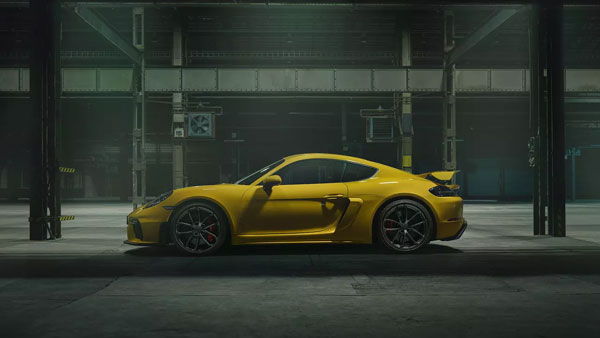Porsche 718 Spyder & Cayman GT4 Launched In India At Rs 1.59 Crore: Specs, Features & All Other Details