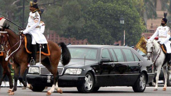Independence Day: First President Of India To Use A Mercedes-Benz S-Class Limousine & The Cars Used Before It