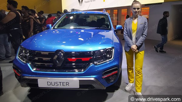 Renault Duster Turbo-Petrol Engine Teased Ahead Of Launch: Specs, Features & Other Details