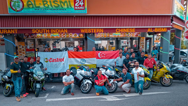Great Independence Day Ride: 5 Friends, 5 Borders, 5,000 Kilometers & Unlimited Experiences