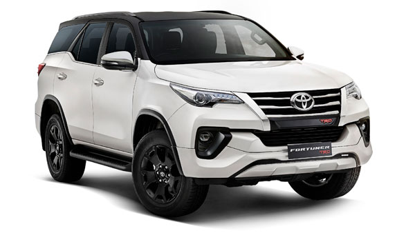 Toyota Fortuner TRD Launched In India At Rs 34.98 Lakh: Specs, Features & Other Details