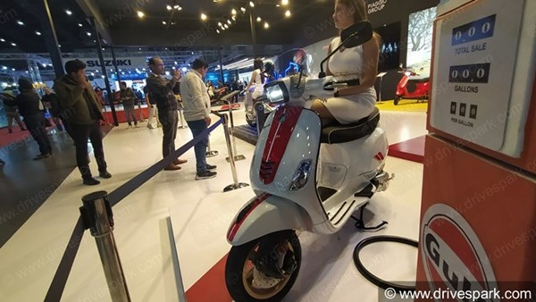 Vespa Racing Sixties Scooter Launch Date Confirmed For 1st September: Expected Prices, Specs, Features & Other Details
