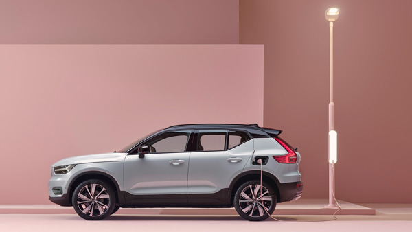 Volvo XC40 Recharge Electric SUV India Launch Next Year: Details