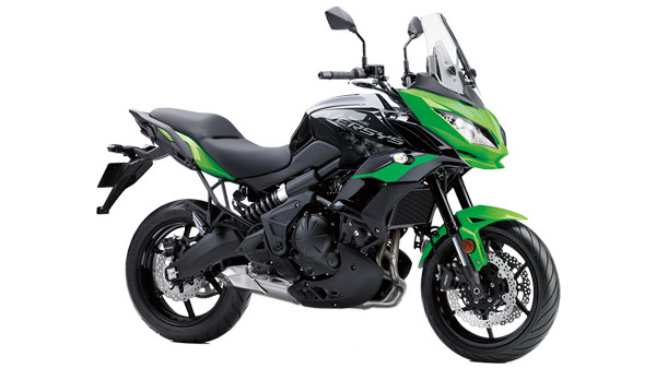2021 Kawasaki Versys BS6 Launched In India: Priced At Rs 6.79 Lakh