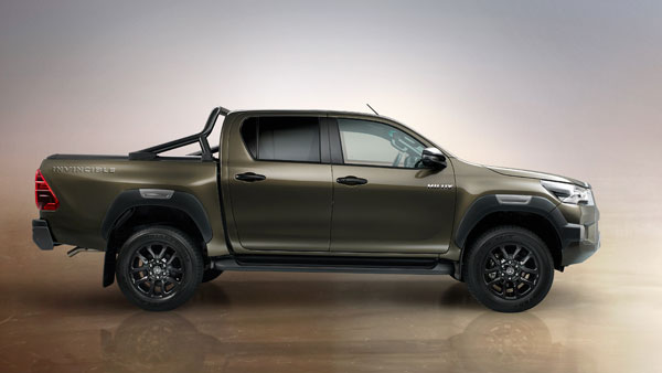 Toyota Considering The Hilux Pick-up Truck For The Indian Market? Read More To Find Out