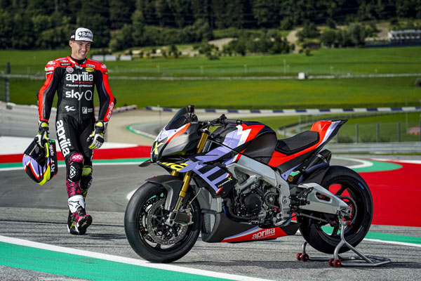 Aprilia Tuono V4 X Limited Edition Motorcycle Unveiled: Specs, Features & Other Details