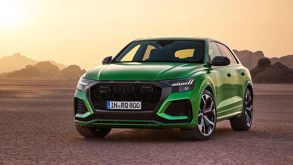 Audi RS Q8 Teaser Released Ahead Of India Launch: Details