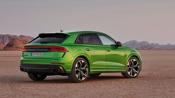 Audi RS Q8 Bookings Commence Ahead Of India Launch: Details