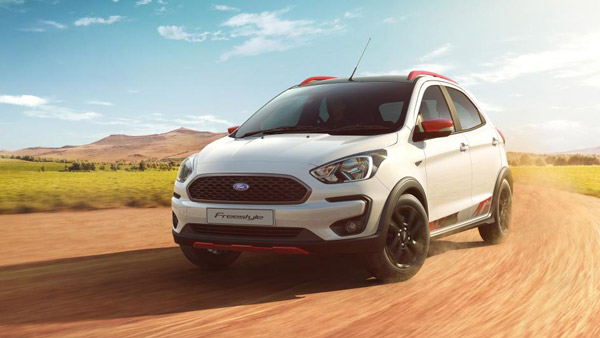 New Ford Freestyle Flair Launched In India: Prices Start At Rs 7.69 Lakh