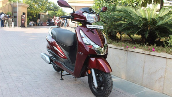 Hero MotoCorp Increases The Prices Of The Destini 125 BS6 For the Second Time: Here Are The New Prices