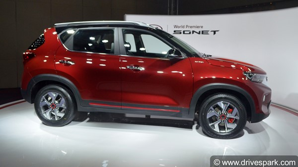 Kia Sonet Review (First Look): Design, Interiors, Specs, Features & Other Details Explained