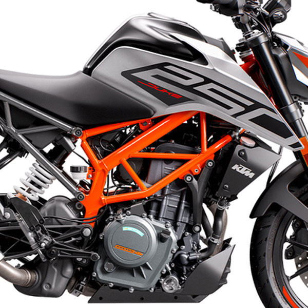 KTM Duke 250 BS6 Launched In India At Rs 2.09 Lakh: Receives Updated Engine Along With New LED Headlamps & SuperMoto ABS Features