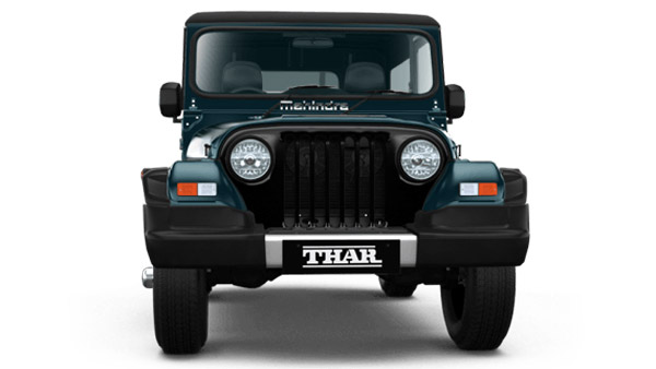 2020 Mahindra Thar Scheduled To Unveil On August 15: Will Be An Online Event