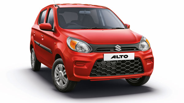 Maruti Suzuki Alto Sales Crosses 40 Lakh Units: Only Car To Achieve New Milestone Mark In India