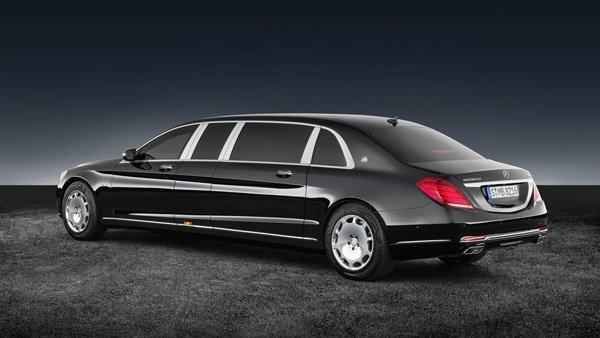 Independence Day: Car Used By The President Of India Ram Nath Kovind Is A Mercedes-Maybach S600 Pullman: Here Are All Its Details
