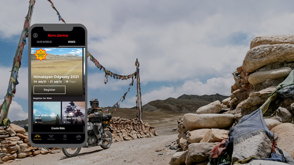 Royal Enfield Launches New Mobile App For Online Purchase, Service Bookings & More