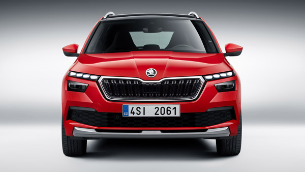 Spy Pics: Skoda Kamiq Likely Testing For Vision IN Development In India